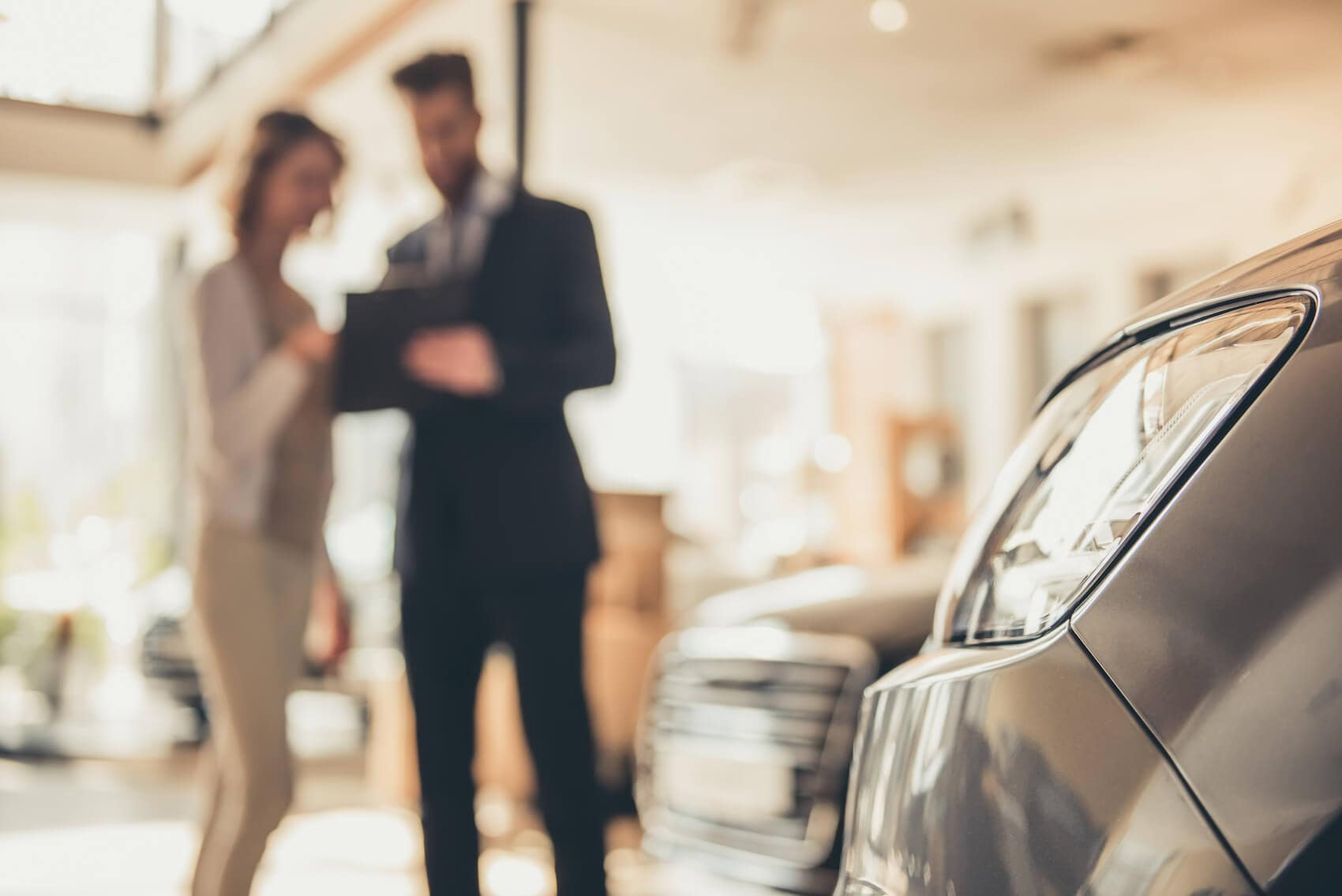 Finance or Lease Your Next Car Today
