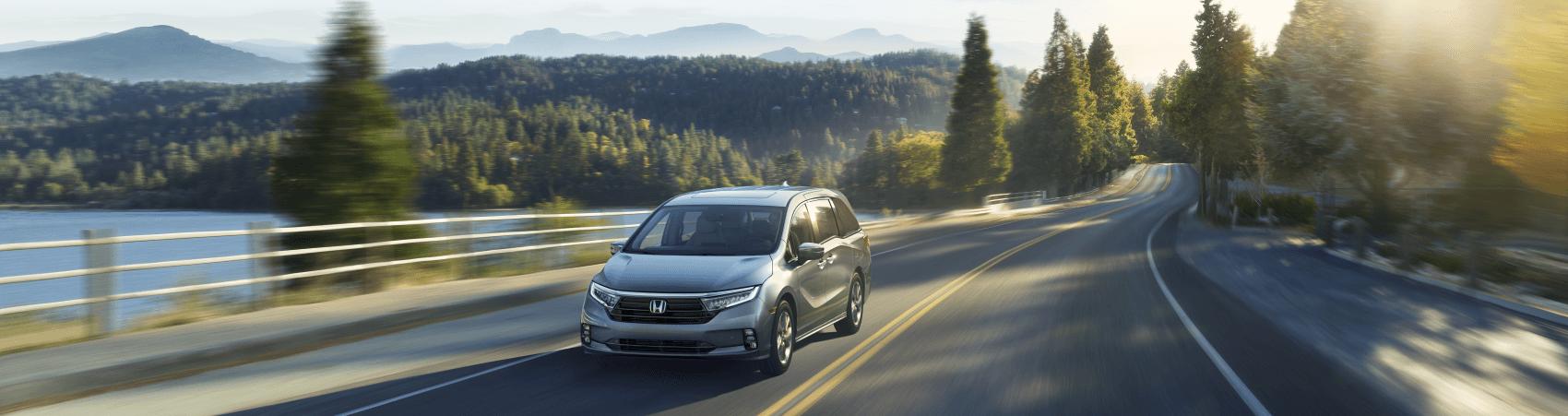 2021 Honda Odyssey Highway