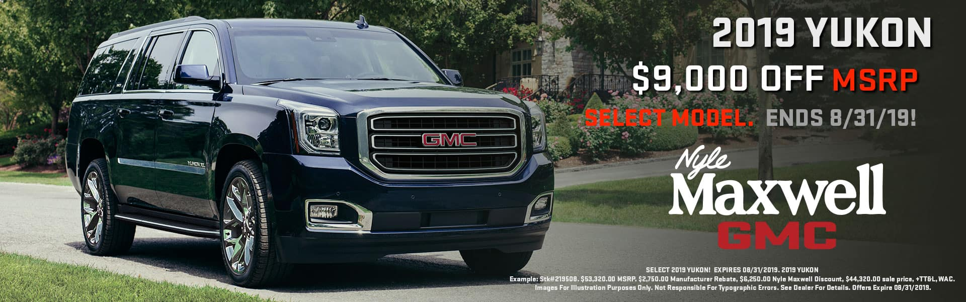 Nyle Maxwell GMC | GMC Dealer in Round Rock, TX