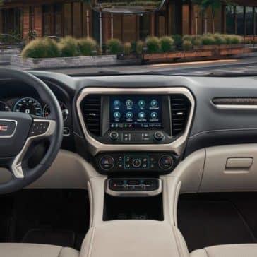 2020 GMC Acadia Dash