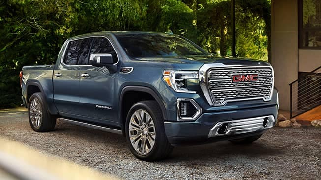 2020 GMC Sierra 1500 Parked