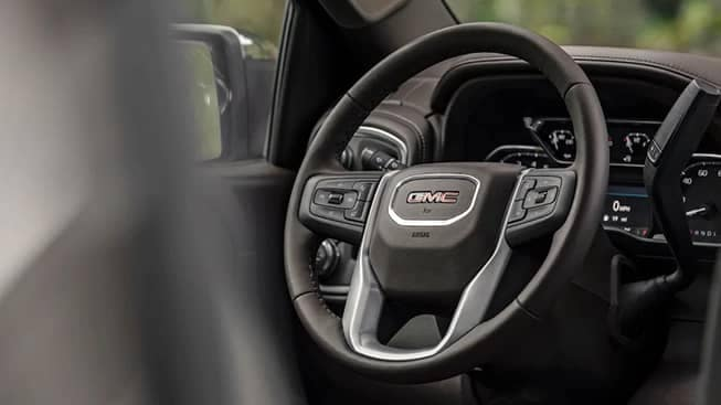 2020 GMC Sierra 1500 Steering Wheel