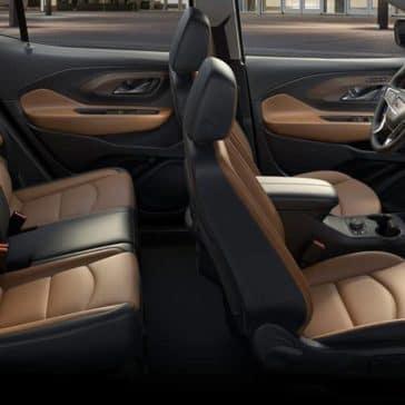2020 GMC Terrain Seating