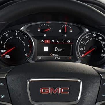 2020 GMC Terrain Steering Wheel