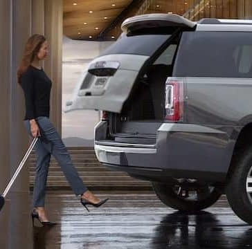 2020 GMC Yukon Liftgate