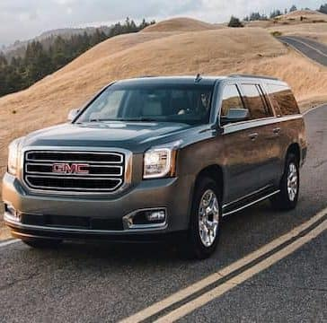 2020 GMC Yukon Driving