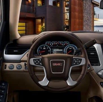 2020 GMC Yukon Dash