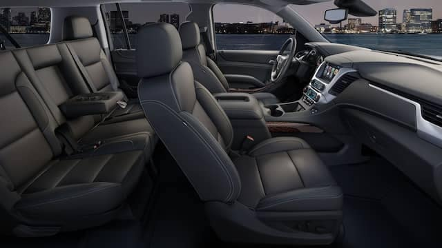 2020 GMC Yukon Seating