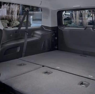 2020 GMC Yukon Space
