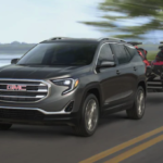 2020 GMC Terrain Towing Capacity