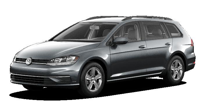 2019 VW Golf SportWagen Comfortline