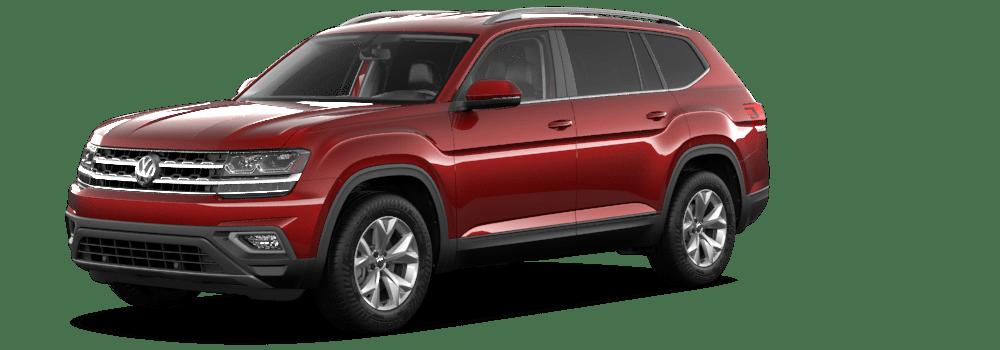 2019 VW Atlas Comfortline