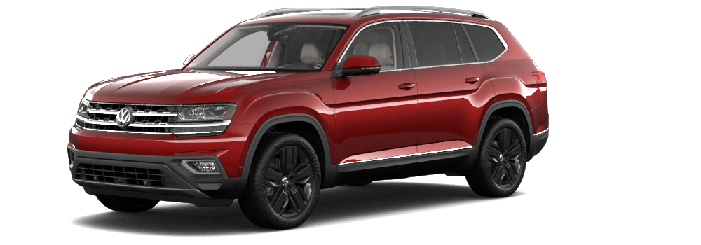 2019 VW Atlas Execline