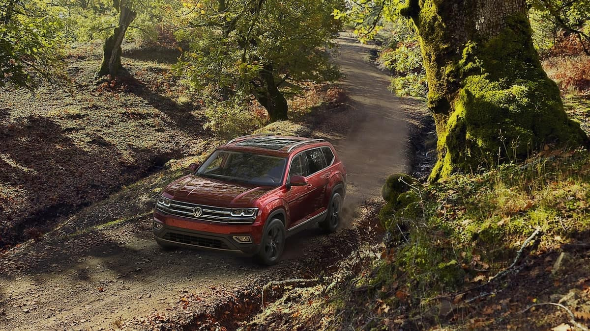2019 VW Atlas 4MOTION