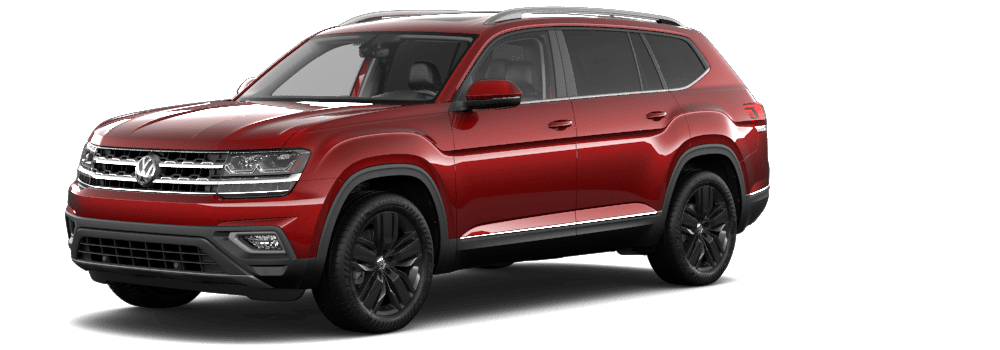 2019 VW Atlas Highline