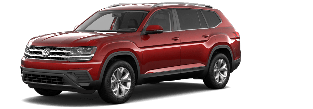 2019 VW Atlas Trendline