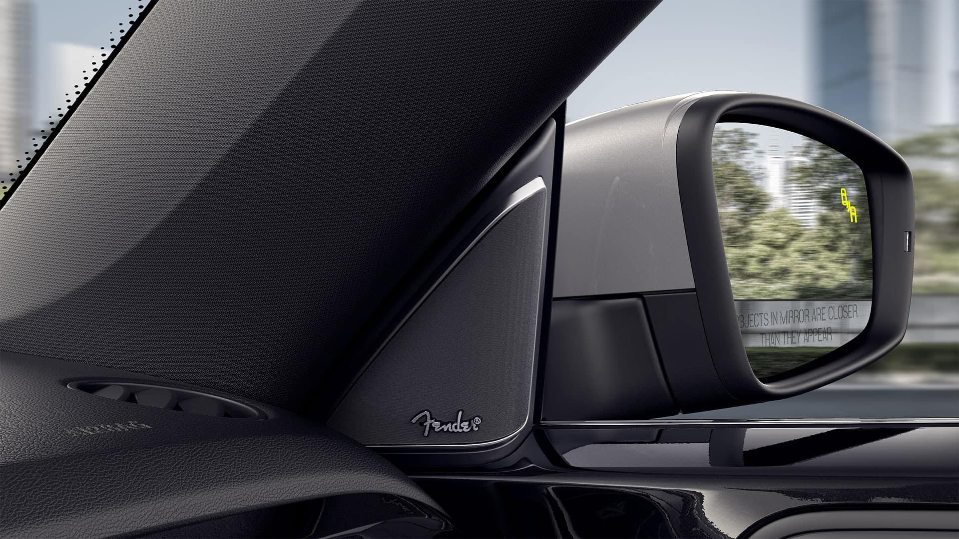 2019 VW Beetle Convertible fender audio