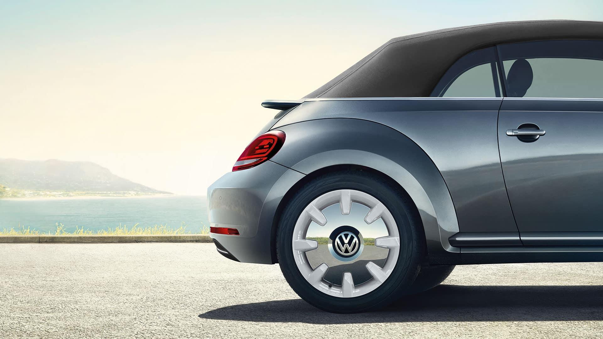 2019 VW Beetle Convertible Wheels