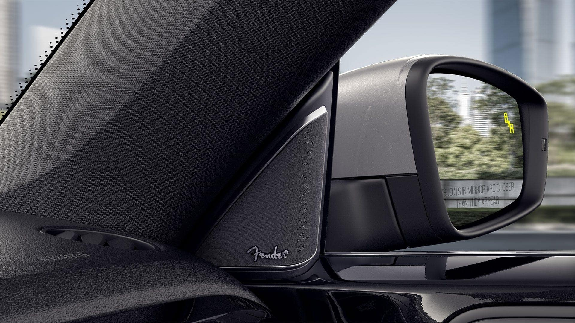 2019 VW Beetle fender audio