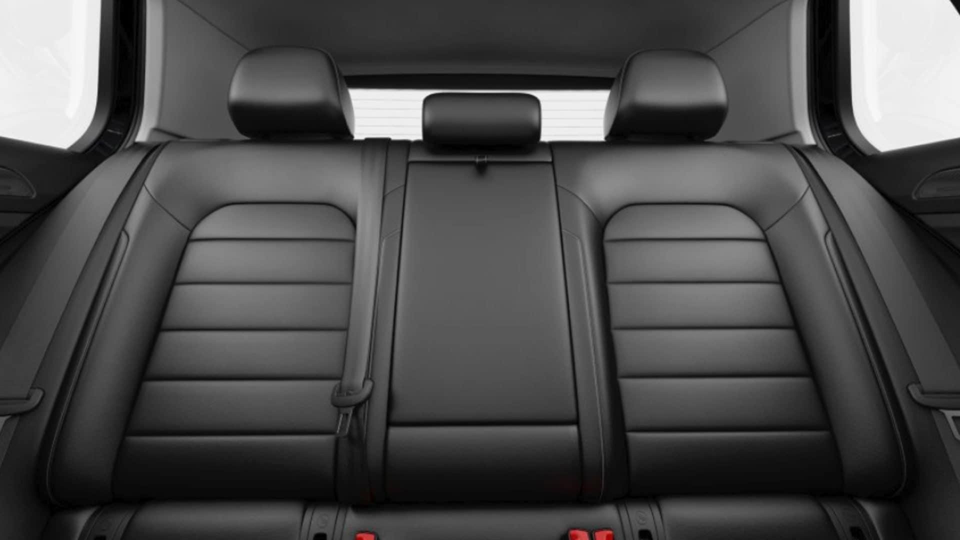 2019 VW e-Golf seats
