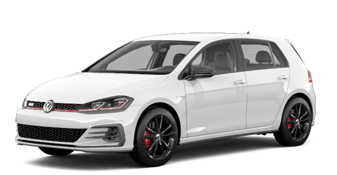 2019 VW Golf GTI Rabbit
