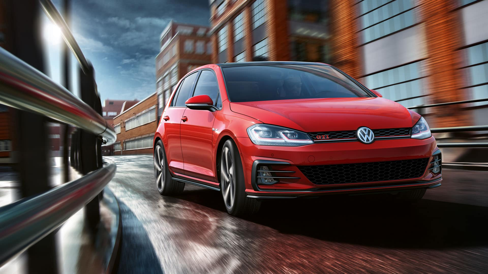 2019 VW Golf GTI limited slip