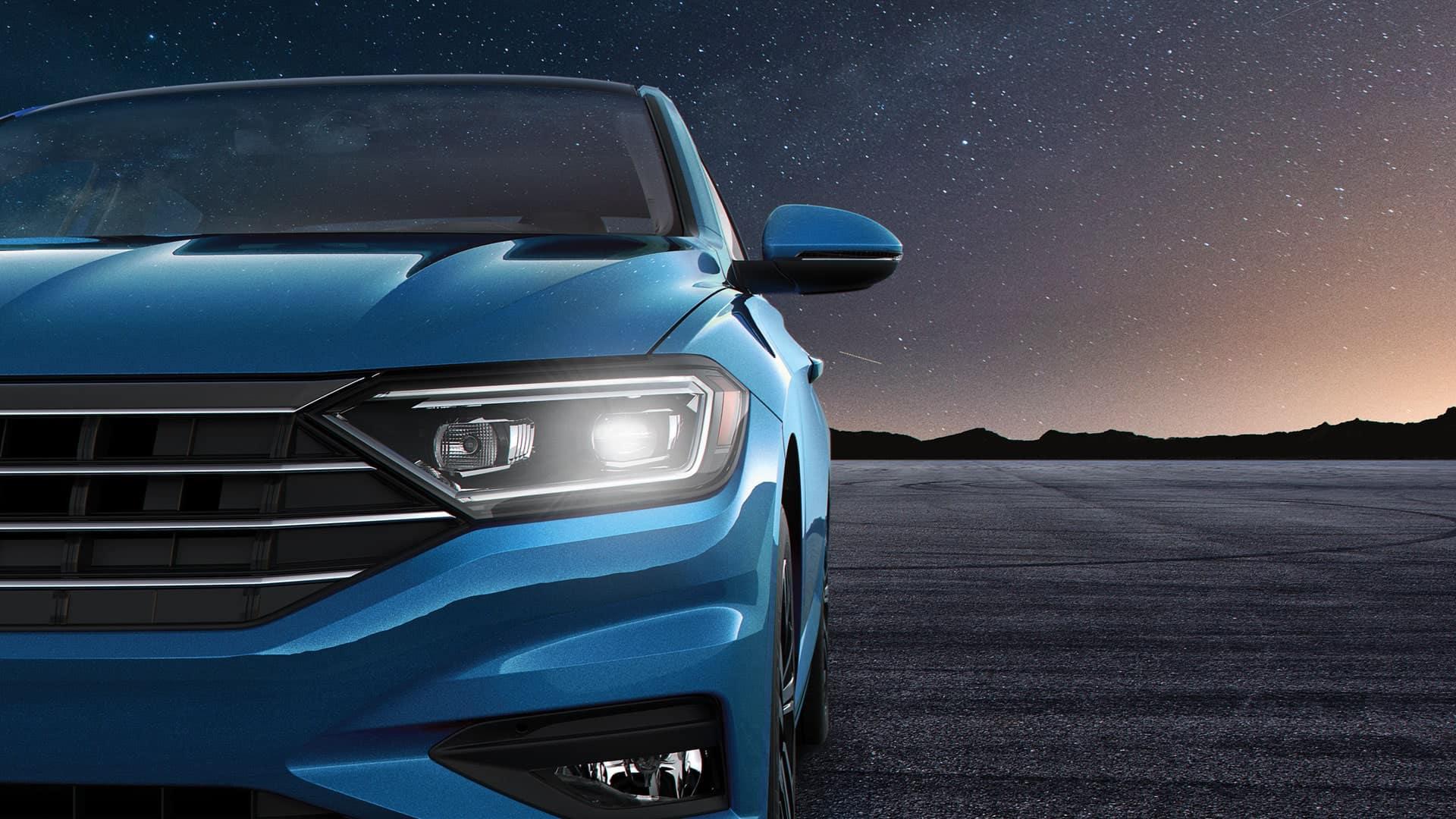 2019 VW Jetta automatic headlights