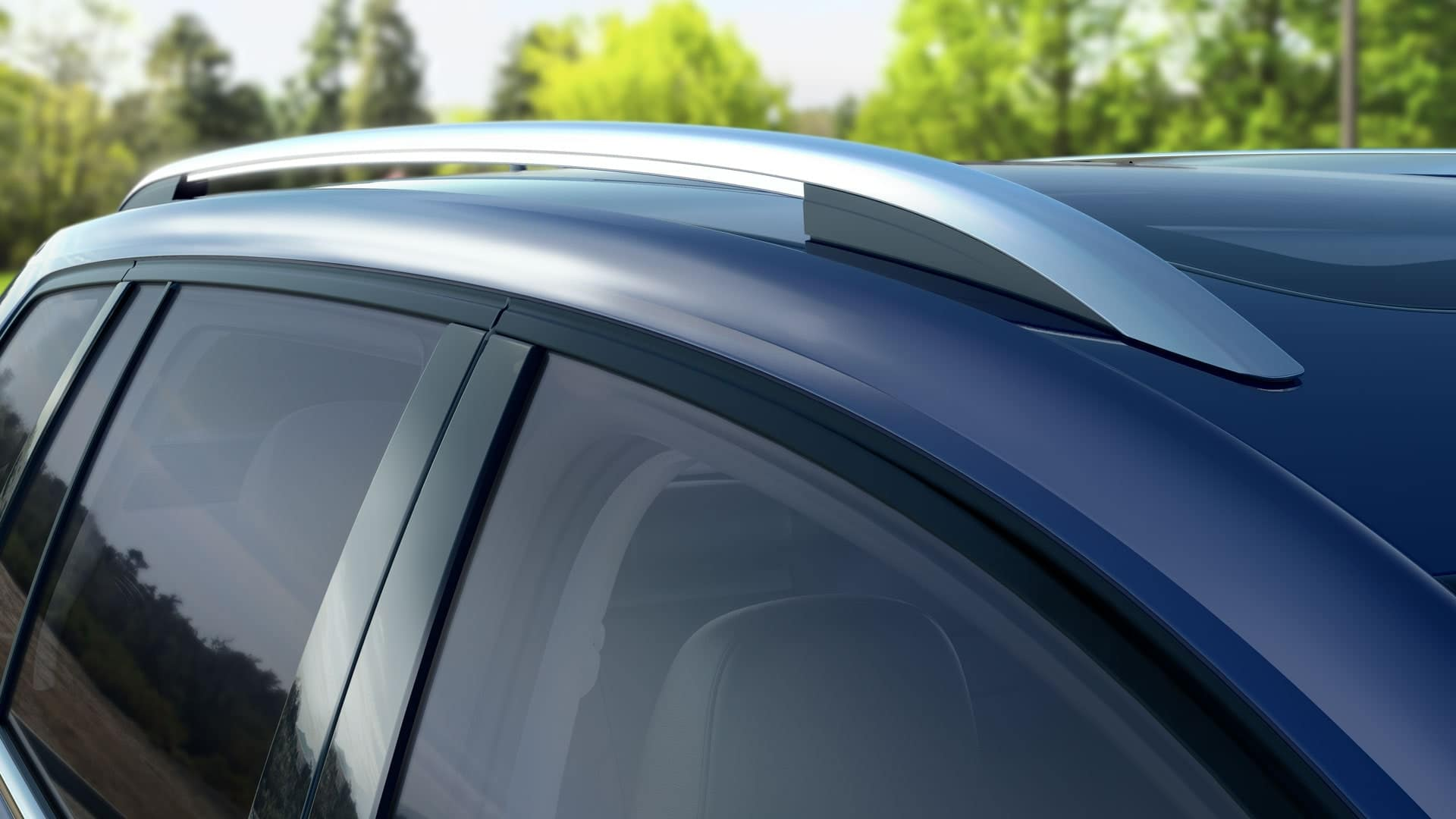 2019 VW Golf SportWagen roof rails