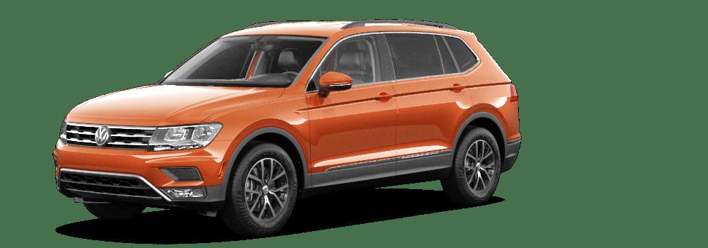 2019 VW Tiguan Comfortline