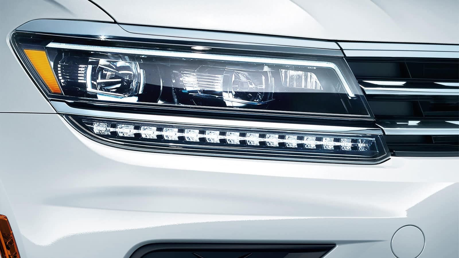 2019 VW Tiguan LED lights