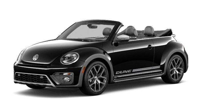 Black Beetle Convertible Dune Edition