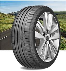 Volkswagen Summer Tire