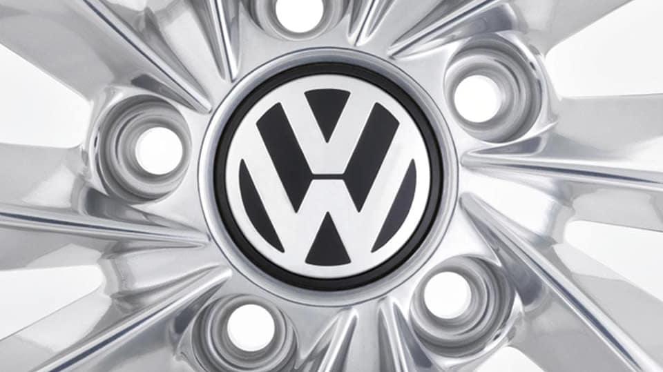 Volkswagen hubcap