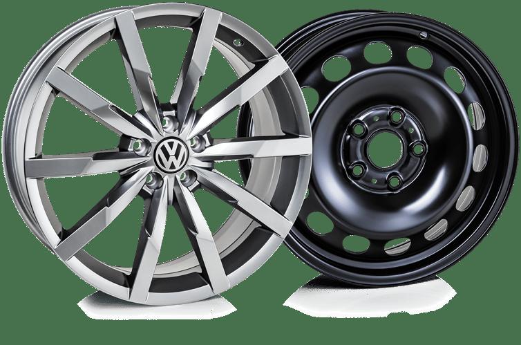 Volkswagen Rims