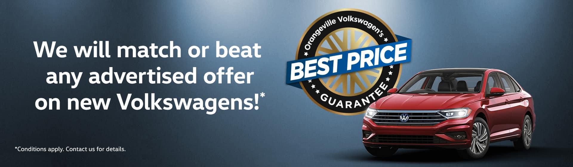 Orangeville Volkswagen | Volkswagen Dealer in Mono, ON