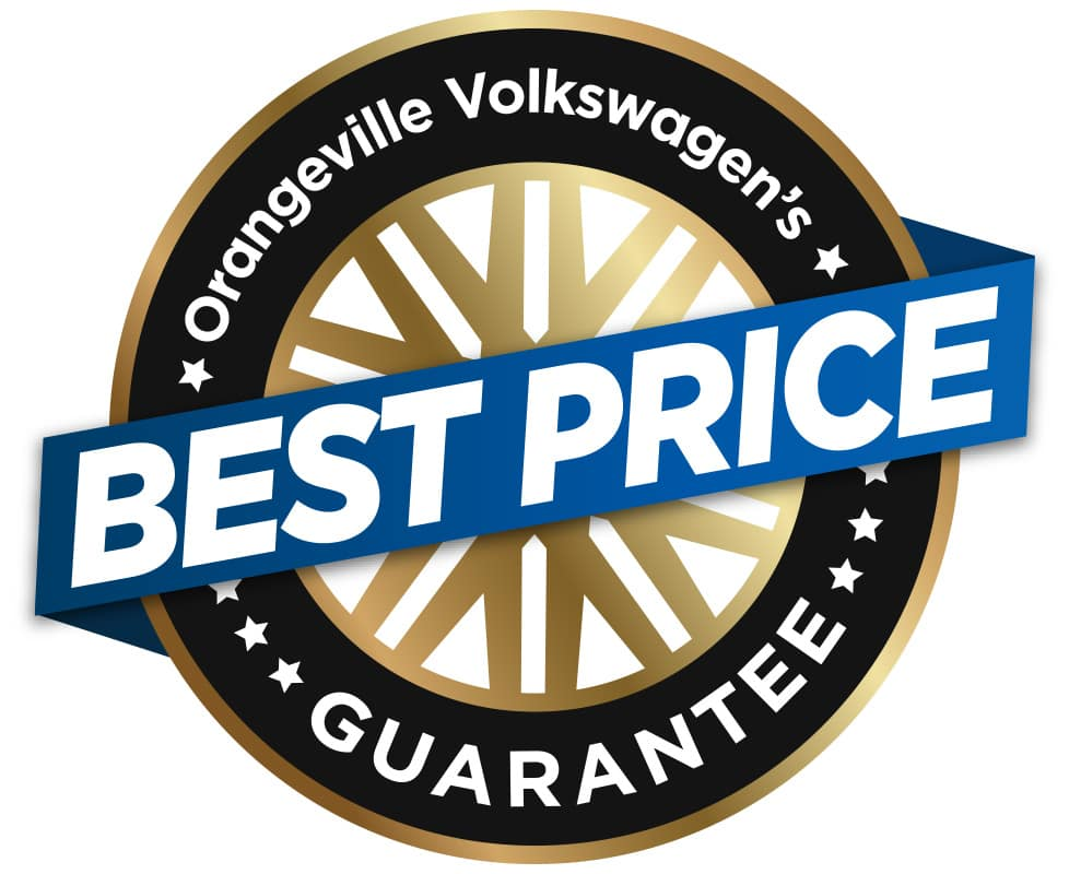 Orangeville VW Best Price Guarantee logo