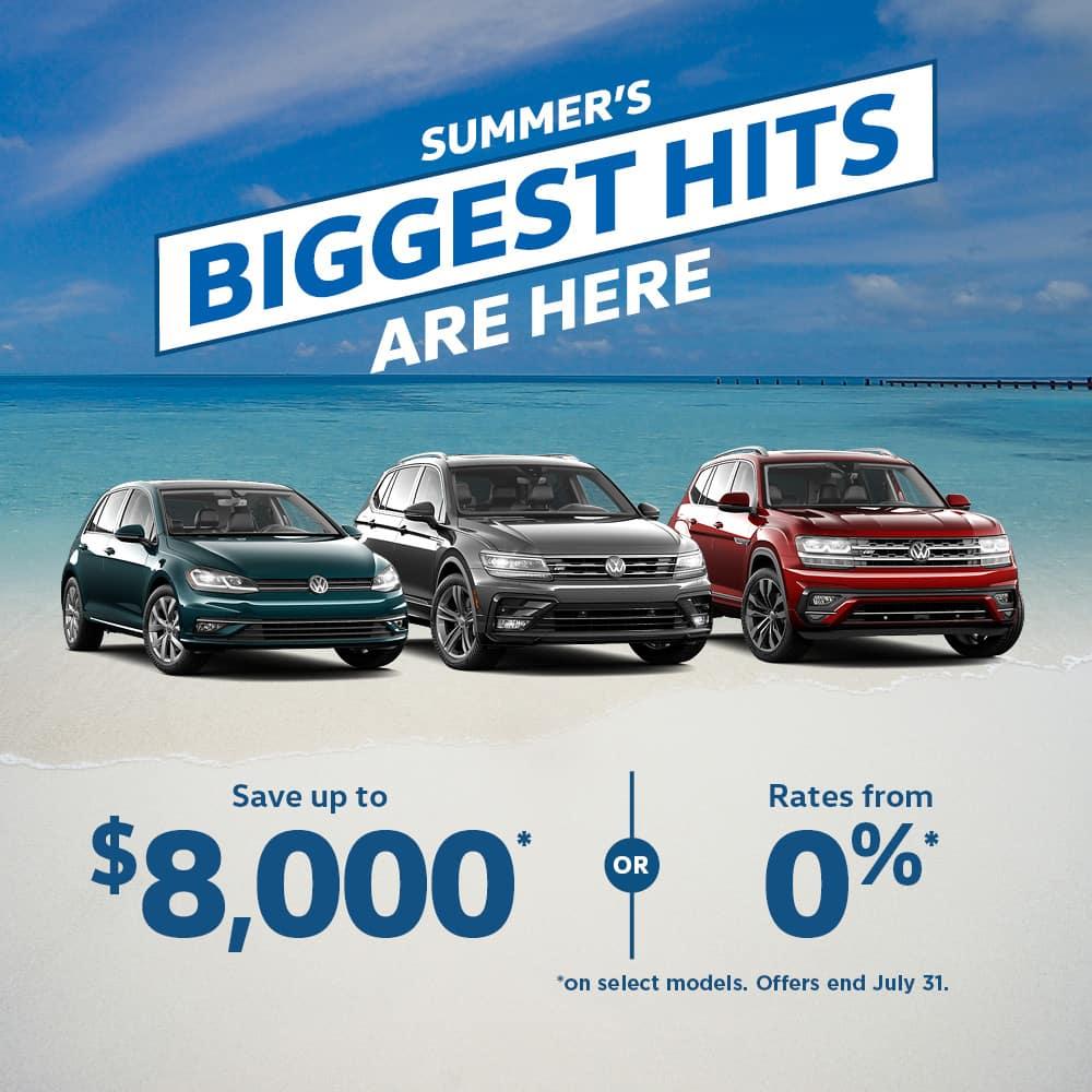 Summer's Biggest Hits