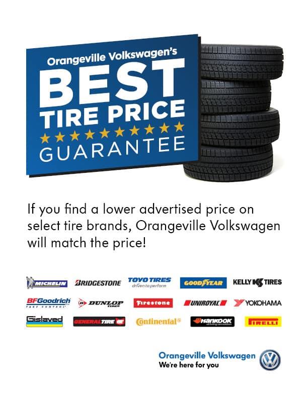 Best Tire Price banner