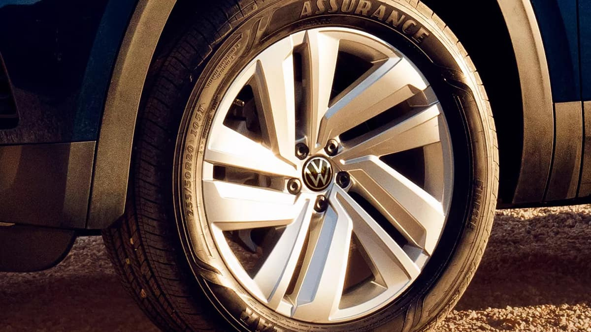 2021 Atlas wheel