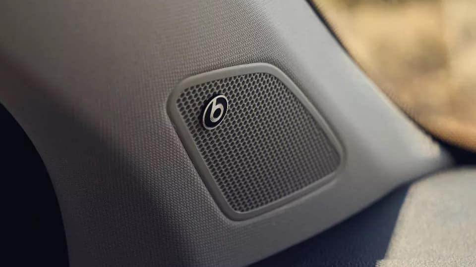 Beats Audio speaker