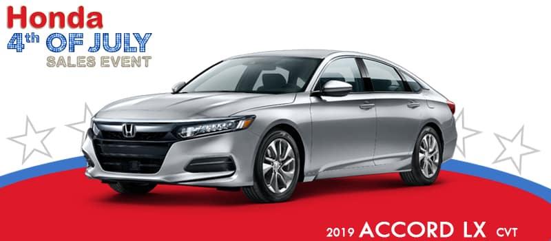 New 2019 Honda Accord LX FWD 4D Sedan