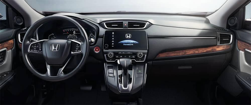 2019 Honda CR-V Dash