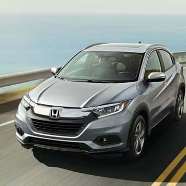 2019 Honda HR-V Driving