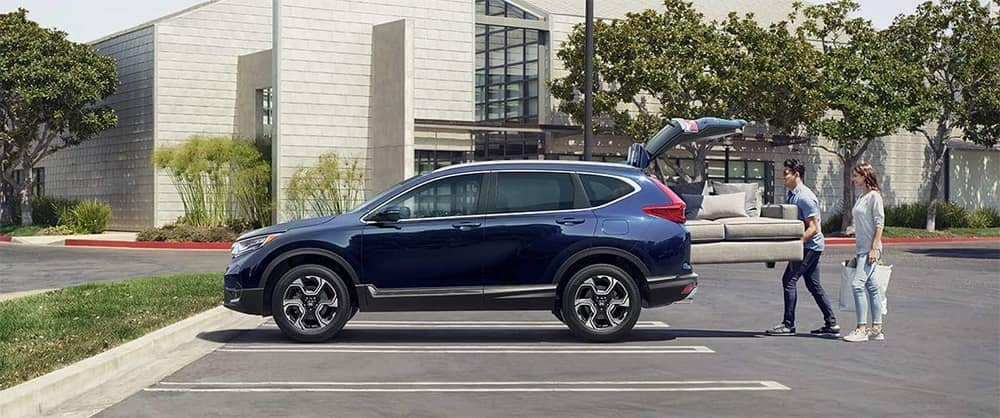 2019 Honda CR-V Loading Couch