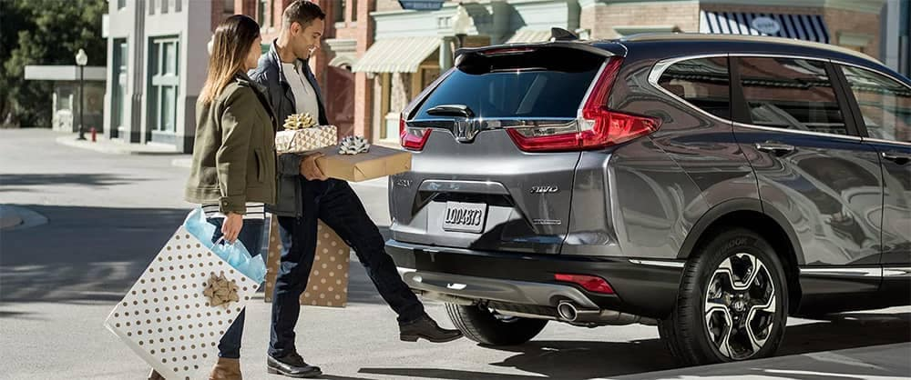 2019 Honda CR-V Liftgate