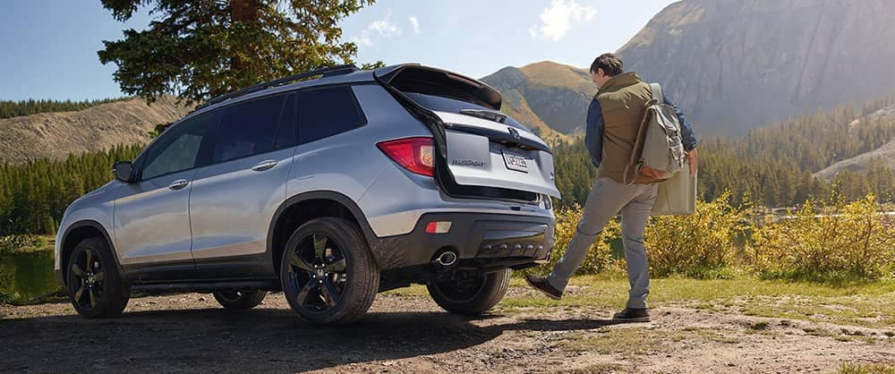 2019 Honda Passport handsfree rear tailgate