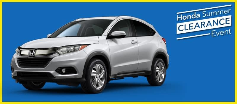 2020 HR-V EX AWD