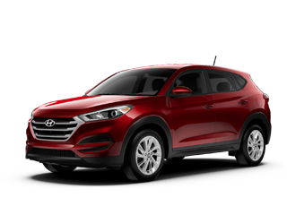 2018 Tucson Model Year End Clearance