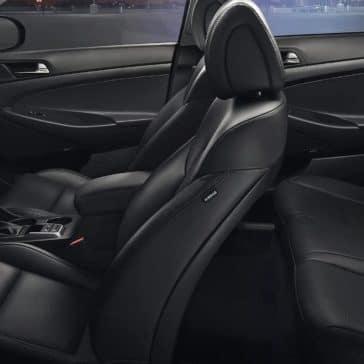 2018 Hyundai Tucson seating
