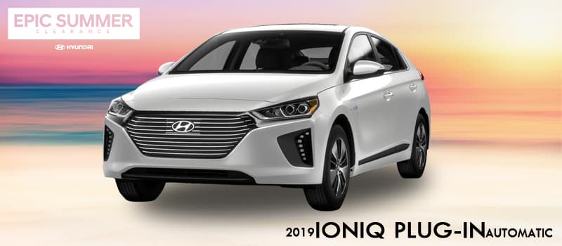 New 2019 Hyundai Ioniq Plug-In
